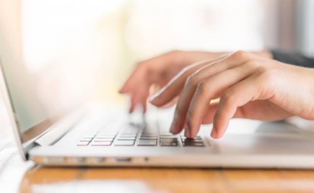 Работа с клавиатурой ноутбука