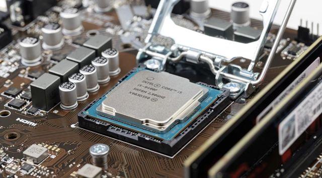 Возможный вид новых процессоров Intel Core 12 Alder Lake-S