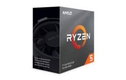 Мощный бюджетный процессор для игр AMD Ryzen 5 3600