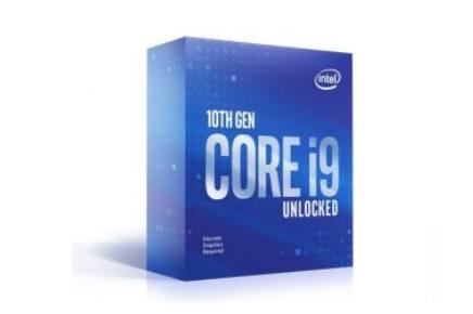 Игровой процессор нового поколения Intel Core i9-10900KF