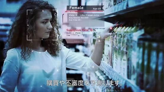 Искусственный интеллект VaakEye оценивает вероятность кражи в магазине