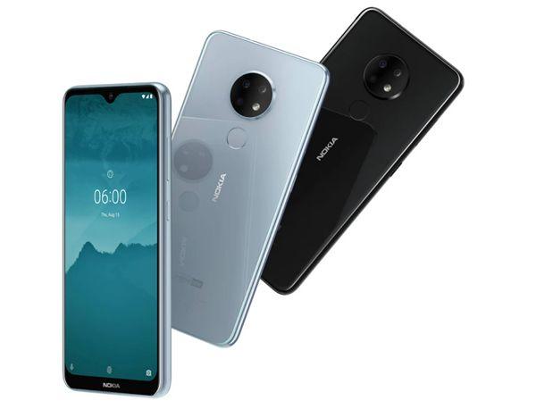 Внешний дизайн смартфона Nokia 6.3