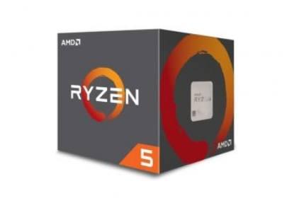 Бюджетный игровой процессор AMD Ryzen 5 2600