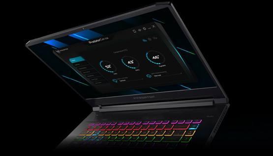 Показатели высокой производительности ноутбука Acer Predator Triton 500