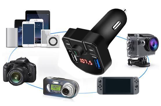 Передатчик Bluetooth для автомобиля