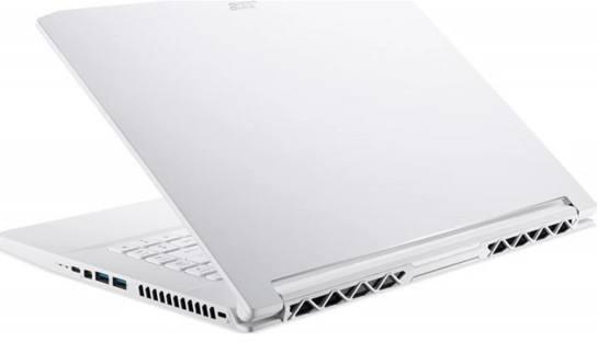 Внешняя форма ноутбука Acer ConceptD 7
