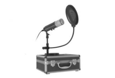 Микрофон Genesis Radium 600 для записи подкастов
