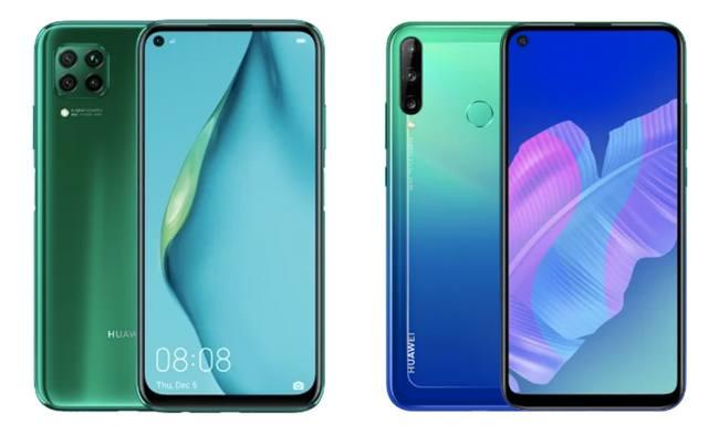 Внешнее сравнение смартфонов Huawei P40 Lite и Huawei P40 Lite E