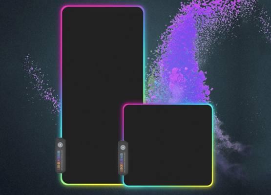 Коврик для мыши с подсветкой RGB