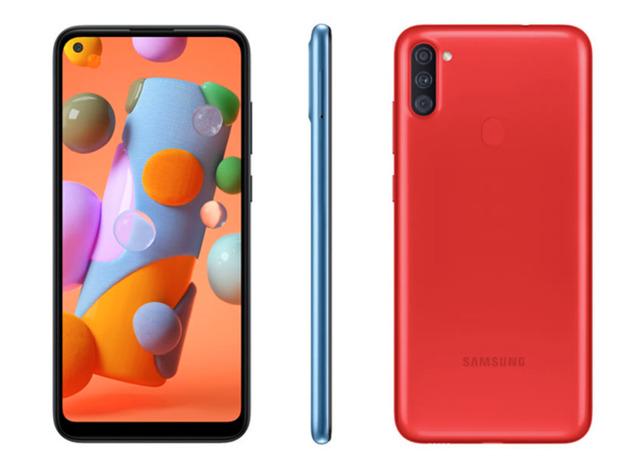 Samsung Galaxy A11 – бюджетный смартфон с новейшими функциями