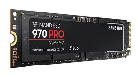 Samsung 970 Pro – мощный, но дорогой диск