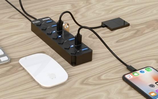 Удобный USB HUB для организации устройств