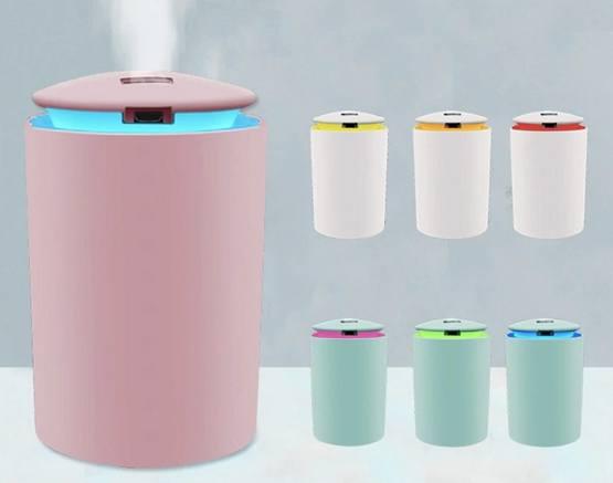 Увлажнитель воздуха + диффузор ароматических масел