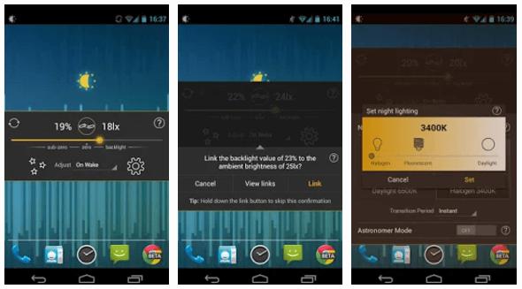 Lux – решение для людей, которые не любят цветных фильтров