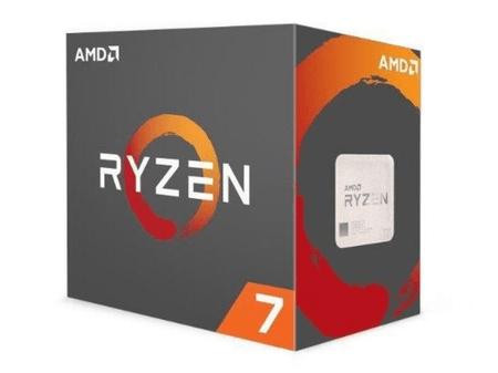 AMD Ryzen 7 2700 – младший брат разогнанной модели