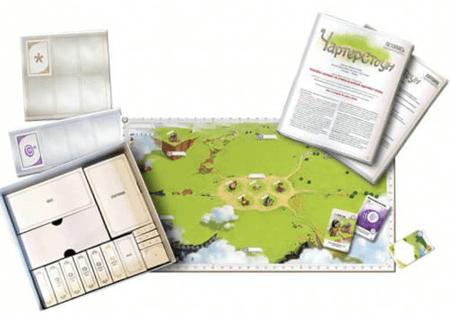 Чартерстоун – увлекательная настольная игра жанра legacy