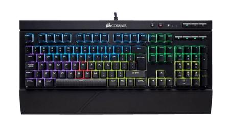 Corsair K68 – защищенная клавиатура для киберспортсменов