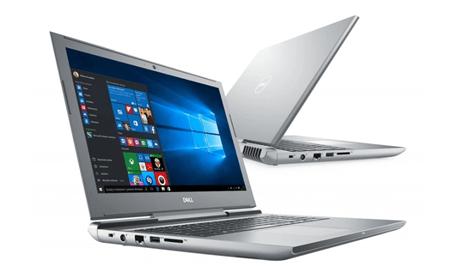 Dell Vostro 7580 – ноутбук с системой автоматической защиты