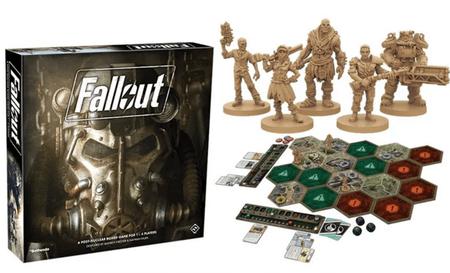 Настольная игра Fallout: The Board Game – разнообразие игрового процесса