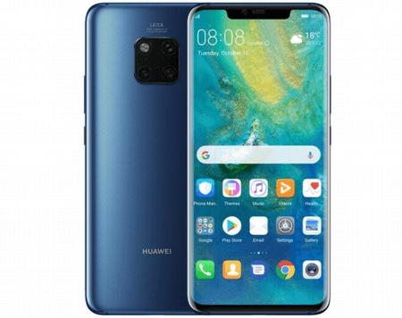 Huawei Mate 20 Pro – идеальный смартфон для съемки автопортрета