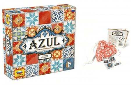 Настольная игра Азул – королевство мозаики