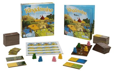 Настольная игра Kingdomino – для всей семьи