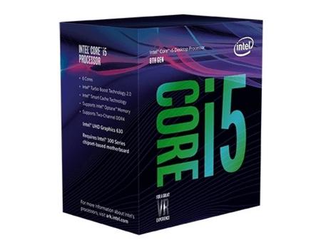 Intel Core i5 8400 – эффективная модель процессора