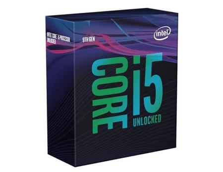 Intel Core i5-9600K – разгонная модель процессора для потребителя