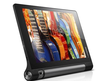 Lenovo YOGA Tab 3 8 – доступный планшет с оригинальной конструкцией