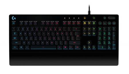 Logitech G213 Prodigy – устойчивая к воде и грязи клавиатура