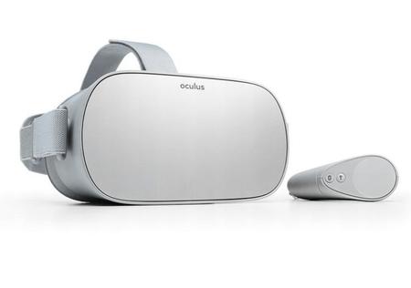 Oculus Go – автономные очки виртуальной реальности