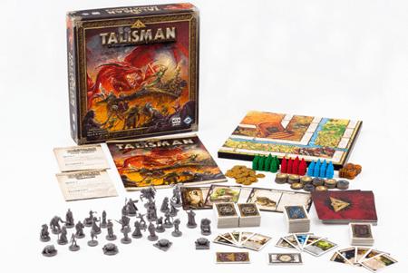 Талисман – достойная настольная игра формата фэнтези