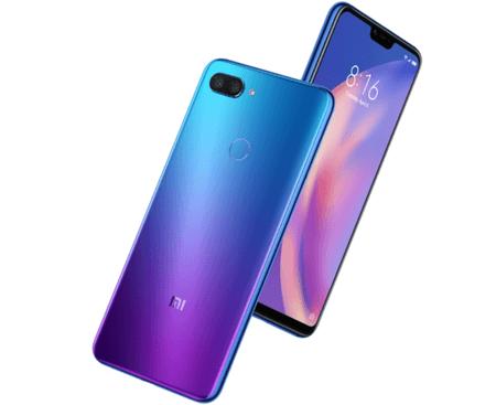 Xiaomi Mi 8 Lite – доступный смартфон для качественных селфи