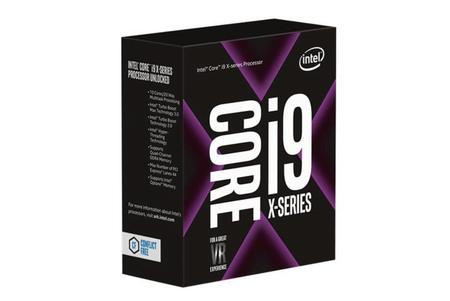 Core i9-9900X – топовый процессор Intel для игр