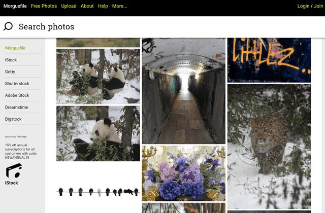 Morguefile – бесплатные фотографии навсегда