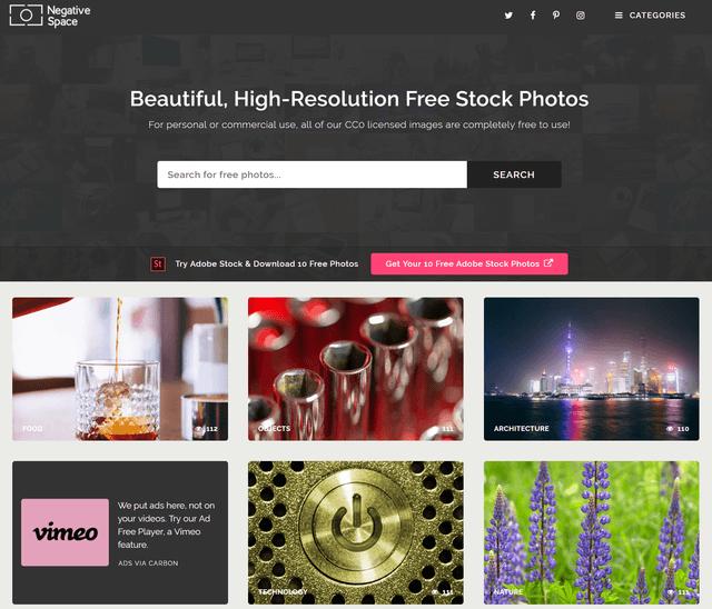 Negative Space – бесплатные фотографии с высоким разрешением