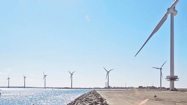 Ветряные турбины проекта EcoSwing