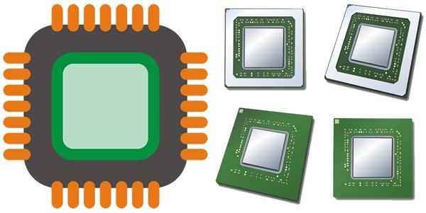 Форм-факторы выбора процессоров Intel