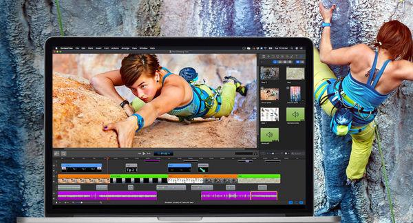 Приложение ScreenFlow для записи с экрана Mac