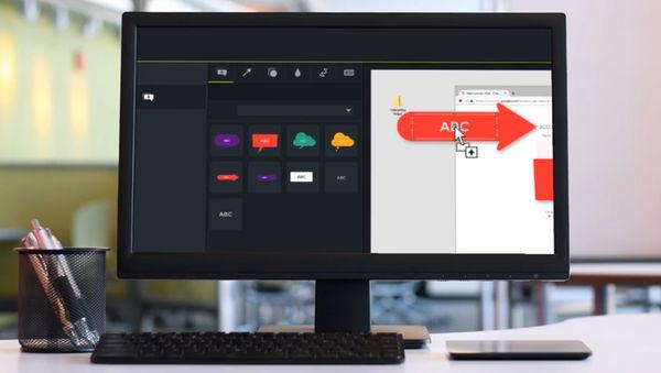 Приложение Camtasia от TechSmith для записи с экрана