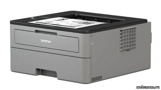 Лучший лазерный принтер Brother HL-L2350DW