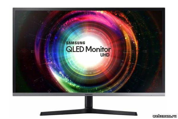 Идеальный монитор Samsung U32H850UMI с разрешением Ultra HD