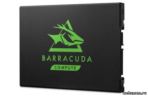 Твердотельный накопитель Seagate Barracuda