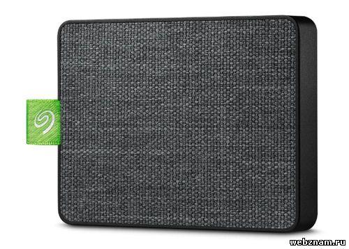 Внешний SSD Seagate Ultra Touch