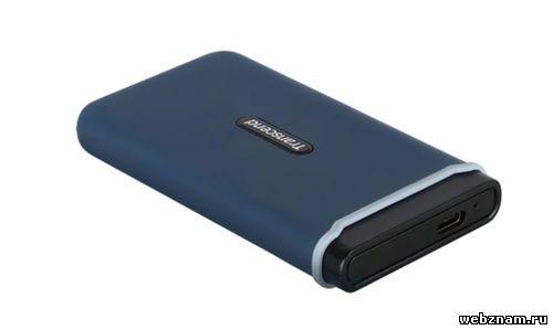 Защищенный внешний SSD Transcend ESD350C