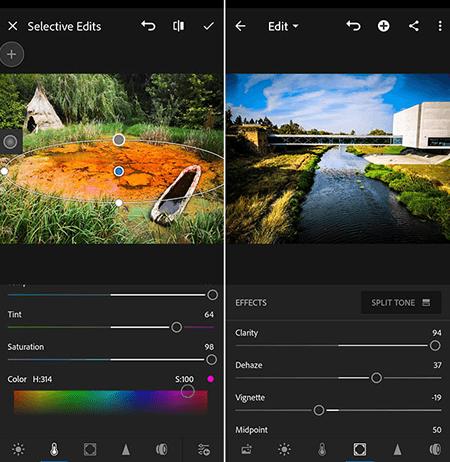 Adobe Lightroom CC – мощный редактор фотографий прямо на смартфоне