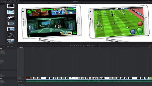 BlackMagic DaVinci Resolve 14 – увлекательные возможности для редактирования видео