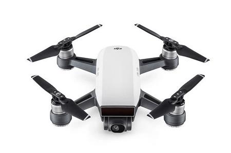 Dji Spark – миниатюрный дрон со всеми современными технологиями