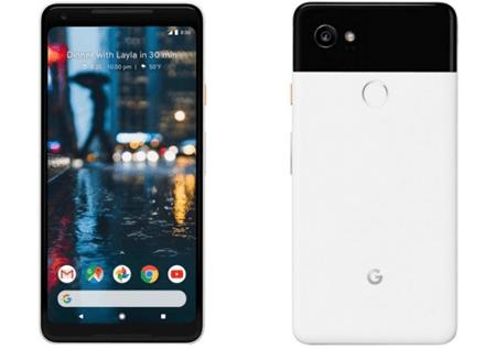 Google Pixel 2 XL – один из самых быстрых телефонов на Android