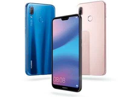 Huawei P20 Lite – один из самых красивых смартфонов dual SIM